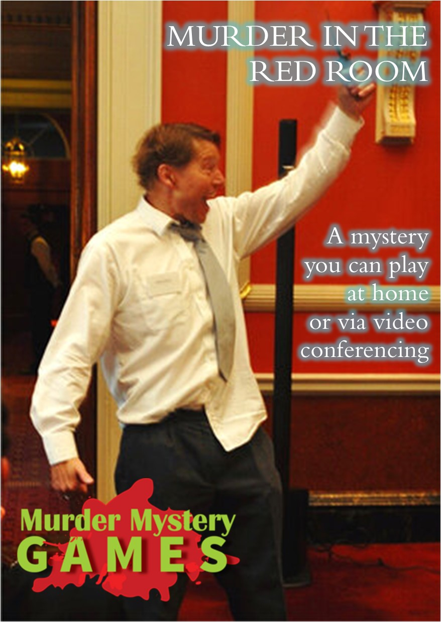Murder in the Red Room murder mystery