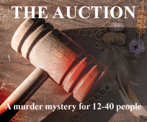 The Auction banner 300x250