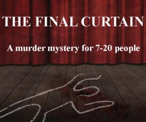 The Final Curtain banner 300x250